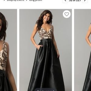 Beautiful Sequin Prom, Evening, Pageant Dress